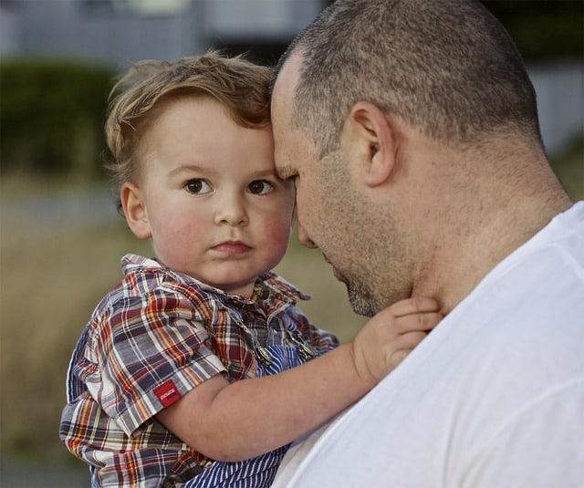 Alimenty na dziecko a kontakty z dzieckiem